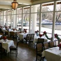 photo of central park boathouse restaurant