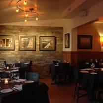 photo of tiburon fine dining restaurant