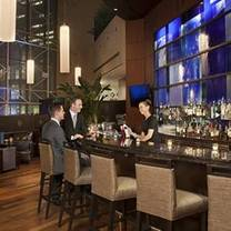 photo of azure restaurant @ the intercontinental toronto centre restaurant