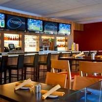 photo of champions - kendall square restaurant