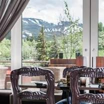 photo of maya – avon vail valley restaurant