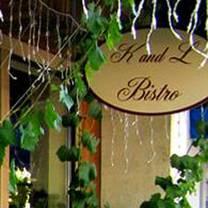 photo of k & l bistro restaurant