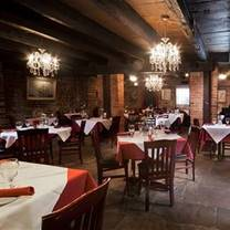 photo of 17hundred90 inn and restaurant restaurant