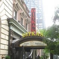 foto von ditka's - chicago restaurant
