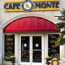 photo of cafe monte restaurant