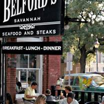 photo of belford's savannah restaurant