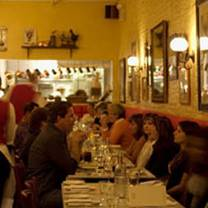 photo of bistrot la minette restaurant