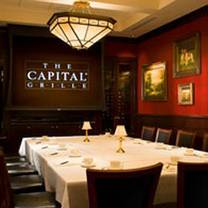 photo of the capital grille - chicago- rosemont restaurant
