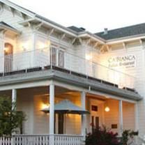 photo of ca bianca restaurant
