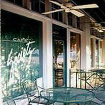 photo of cafe society restaurant