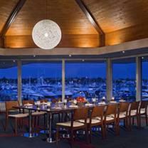 photo of red marlin - hyatt regency mission bay restaurant