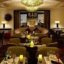photo of osco! restaurant – intercontinental montreal restaurant