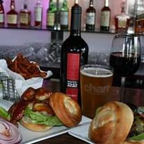 photo of charr an american burger bar restaurant