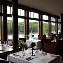 photo of black bass hotel restaurant