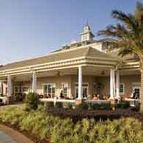 photo of clubhouse at reunion resort restaurant