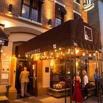 photo of lasalle grill restaurant