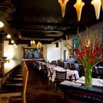 photo of mateo restaurant