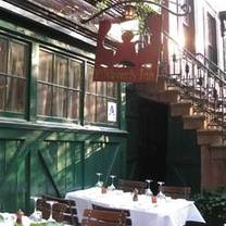 photo of the waverly inn restaurant