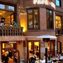 photo of papa razzi - boston restaurant