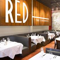 photo of red, the steakhouse - beachwood restaurant