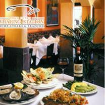 photo of the whaling station steakhouse restaurant
