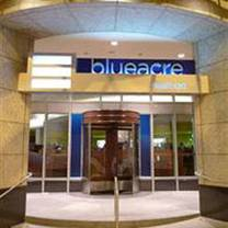 photo of blueacre seafood restaurant