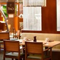 foto del ristorante tusca - hyatt regency orange county