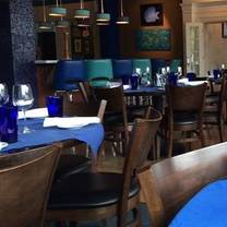 photo of the blue fish restaurant restaurant