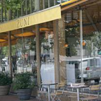 photo of zuni cafe restaurant