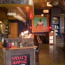 photo of willi's seafood & raw bar restaurant