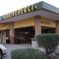 photo of arrivederci ristorante restaurant
