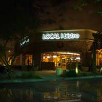 photo of local bistro + bar restaurant