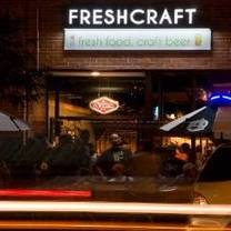 photo of freshcraft restaurant