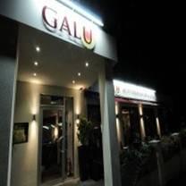 photo of galu restaurant