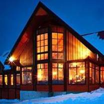 photo of eagle's eye restaurant - kicking horse mountain resort restaurant