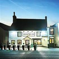 foto van the cricketers inn restaurant
