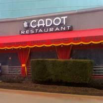 photo of cadot restaurant restaurant