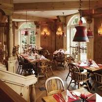 photo of swiss chalet restaurant