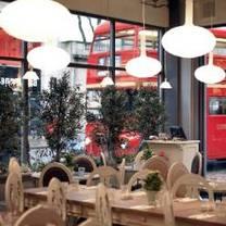 photo of aubaine high street kensington restaurant