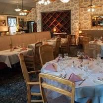 photo of chez nous french restaurant restaurant