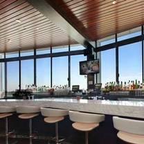 photo of west restaurant at hotel angeleno restaurant