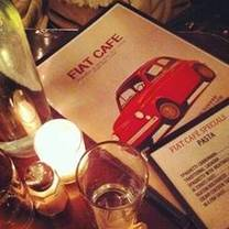 photo of fiat cafe restaurant