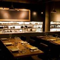 photo of sidedoor contemporary kitchen & bar restaurant