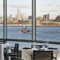 photo of vu restaurant @ hyatt jersey city restaurant