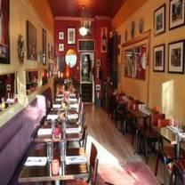 photo of bistro turkuaz restaurant