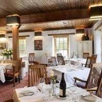 photo of headwaters restaurant at millcroft inn & spa restaurant