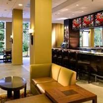 photo of bishop grill - san ramon marriott restaurant
