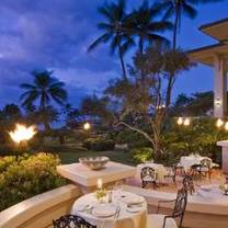 photo of dondero's - grand hyatt kauai restaurant