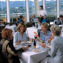 photo of restaurant at the getty center restaurant
