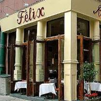 photo of felix restaurant